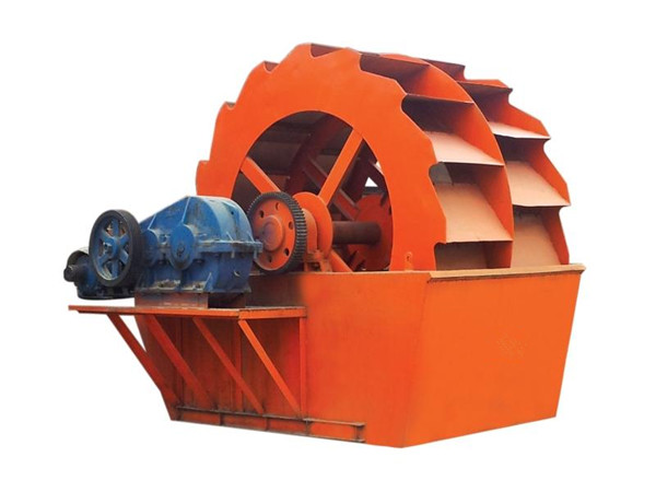 轮式洗砂机,小型轮式洗砂机价格,