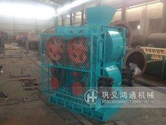 4PGC0605四齿辊破碎机发往浙江温州
